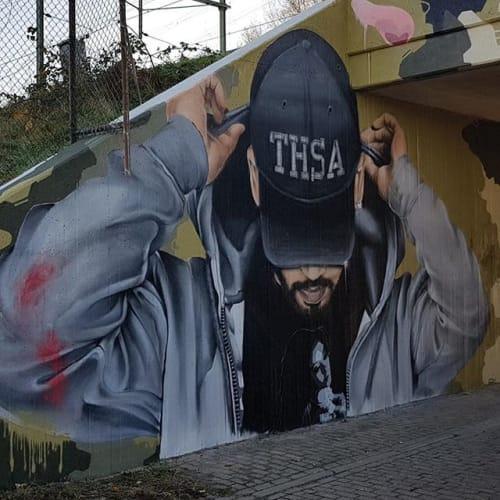 Murals by Artdrenaline - Artdrenaline mural
