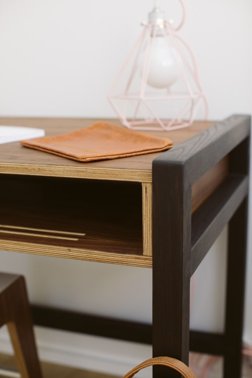 Tables by Housefish seen at Private Residence | Denver, CO, Denver - Pocket Desk