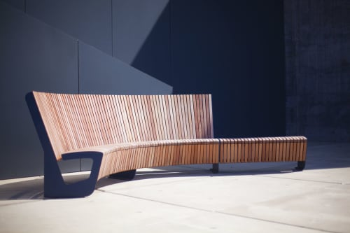 Benches & Ottomans by mmcité1 seen at Brno, Brno - Landscape compact