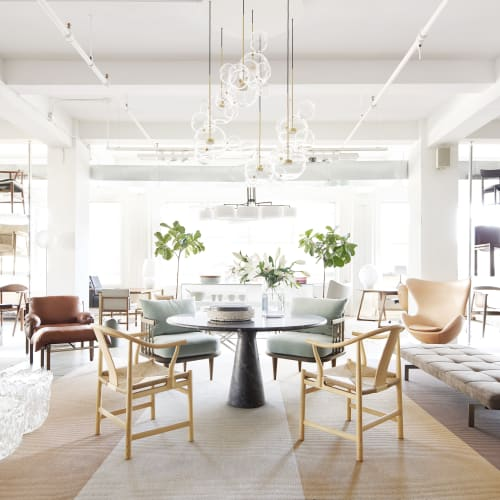Interior Design by Suite NY seen at 419 Park Ave S, New York - SUITE NY Showroom