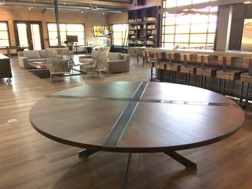 Stål Timber - Tables and Furniture