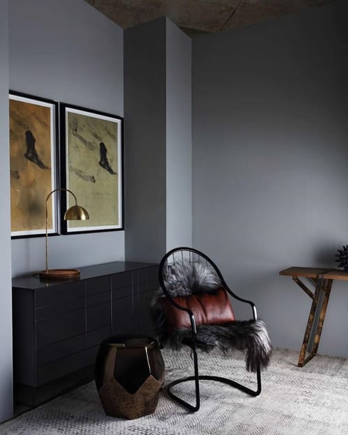 Paintings by Anna van der Ploeg seen at Private Residence, Cape Town - Inward and Tranquil Packs