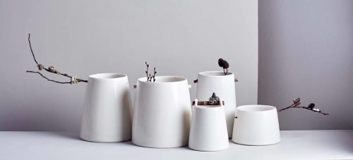 Elaine Bolt - Vases & Vessels and Art