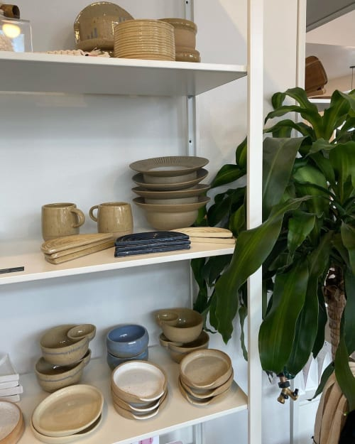 Tableware by Siera Matsuo Ceramics seen at The Works Seattle, Seattle - Bowls