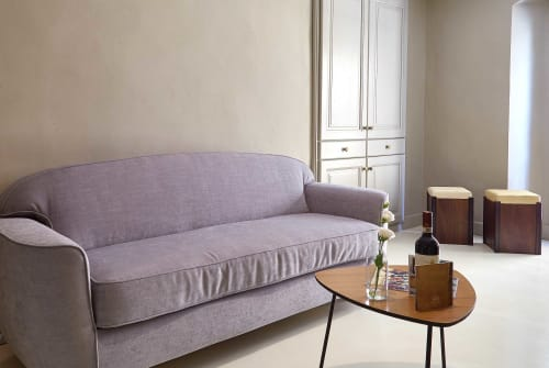 Couches & Sofas by Milano Bedding seen at Florence, Florence - Milano Bedding with Charles sofa bed in Florence for Palazzo San Niccolò