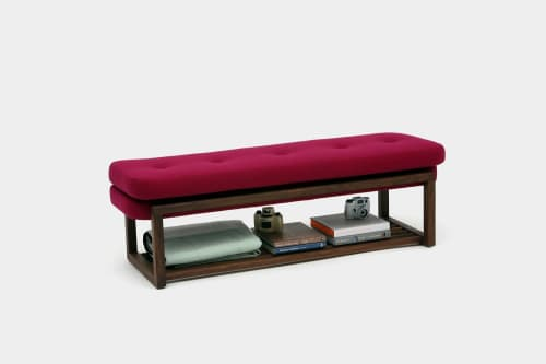 Benches & Ottomans by ARTLESS seen at Los Angeles, Los Angeles - Melinda Bench