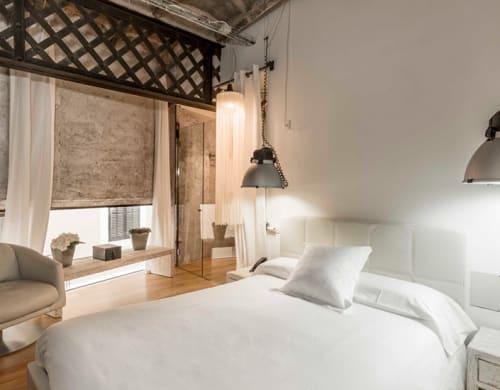 Pendants by Fambuena seen at Brondo Architect Hotel, Palma - Swing Lamp