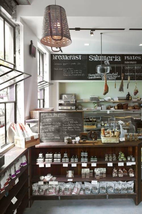 Interior Design by RareField Design/Build seen at Central Kitchen, San Francisco - Central Kitchen Restaurant