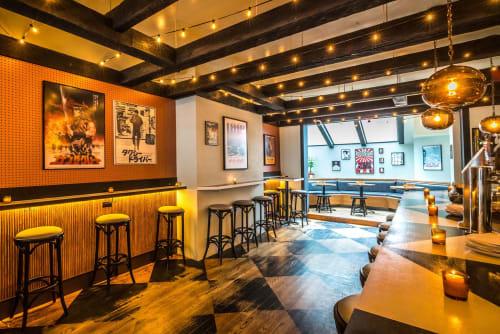 Katana Kitten, Bars, Interior Design