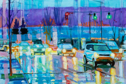 Shawn Demarest - Paintings and Art