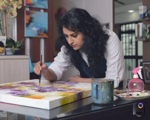Aarti Bartake - Paintings and Art