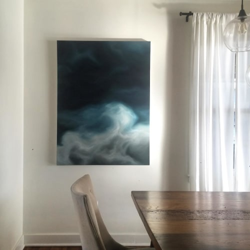 Paintings by Allie Dattilio seen at Private Residence, Hagerstown - Imagine This