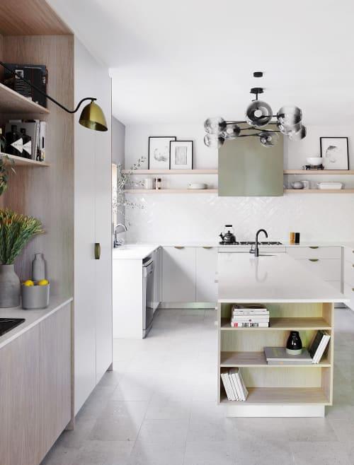 Interior Design by STUDIO 19 - MK Kitchen