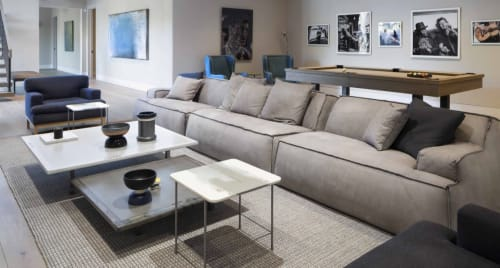 Interior Design by DZINE seen at Private Residence, Palo Alto - Interior Design