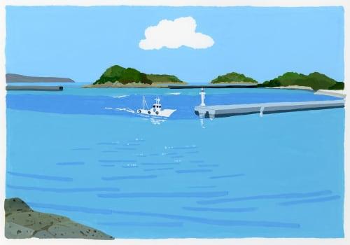 Hiroyuki Izutsu - Paintings and Art