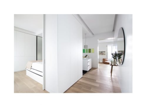 Architecture by Kresta Design seen at Private Residence, Madrid - C2 HOUSE