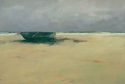"Art & Wall Decor by YJ Contemporary seen at East Greenwich, East Greenwich - Anne Packard ""Beached"""