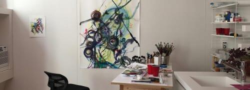 Irina Alimanestianu - painter - Paintings and Murals