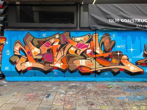 Bates - Art and Street Murals