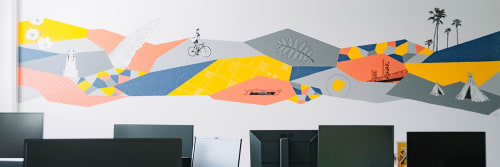Melissa Arendt - Paintings and Murals