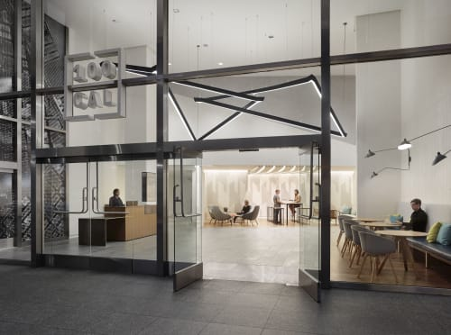100 California St, Other, Interior Design