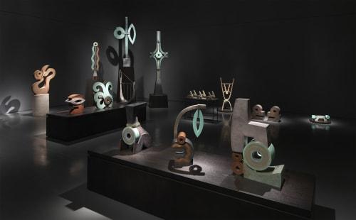 Jeffrey Maron - Sculptures and Public Sculptures