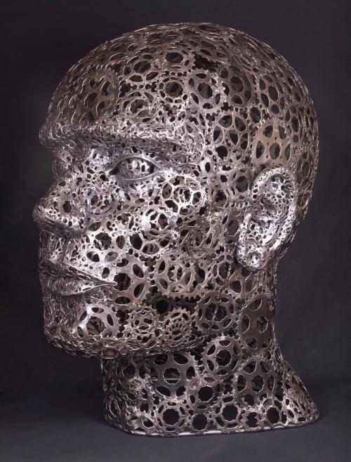Pierre Riche Art - Sculptures and Public Sculptures