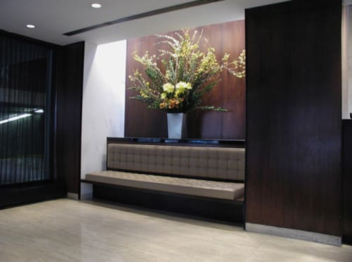 Interior Design by Harry Allen Design at The Sovereign, New York - Interior Design