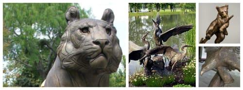 Bob Guelich - Public Sculptures and Public Art
