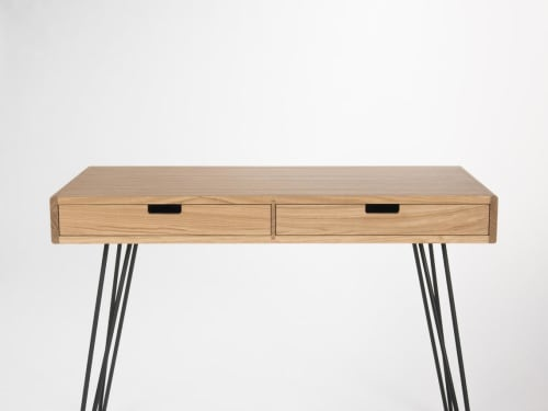 Tables by Mo Woodwork - Minimalist desk, dressing table, small computer table