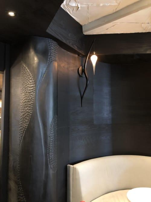 Sconces by Michael Wilson Design seen at The LINE Austin, Austin - Wall Sculptures