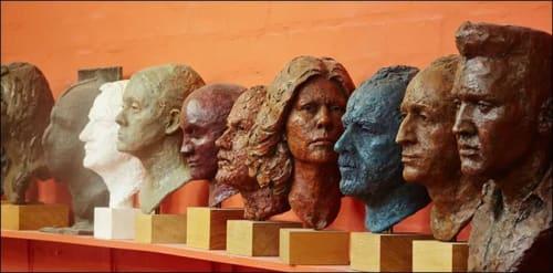 Caro Burberry - Public Sculptures and Public Art