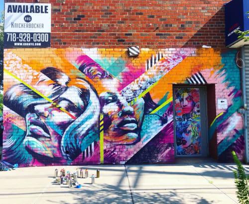 Bianca Romero - Art and Street Murals