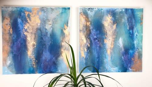 Margaret Alice Høiesen - Paintings and Art