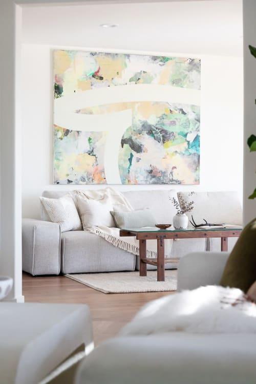 Paintings by Kori Gabs seen at Private Residence, San Diego - Sumatera