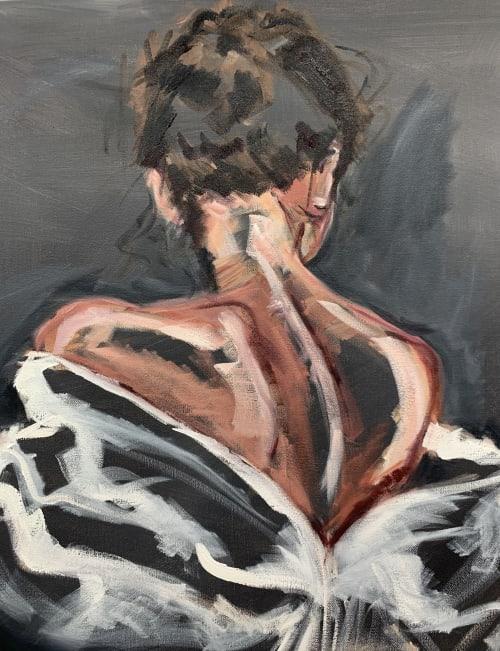 Elise Mendelle - Paintings and Art