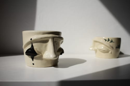 Vases & Vessels by Terra Humida seen at Private Residence, Barcelona - Bomo