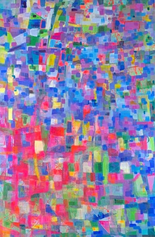 Paintings by Lisa Butters - Sanctuario
