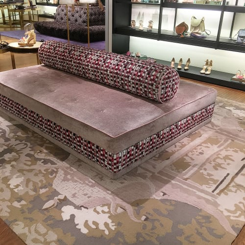 Rugs by Omar Khan Rugs seen at On Pedder, Singapore - Ming Hua Rug