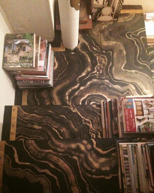 Art & Wall Decor by Caroline Lizarraga seen at Private Residence, San Francisco - Decorative Floor