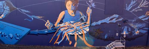 Jessilyn Brinkerhoff - Art and Street Murals