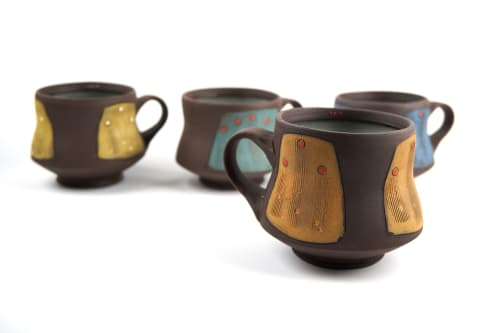 Heather Lepp - Plates & Platters and Cups