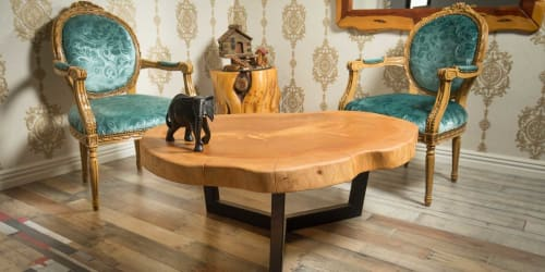 Ravilla Natural Wood Furniture - Tables and Furniture