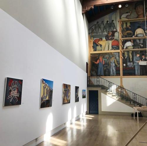 Diego Rivera Gallery