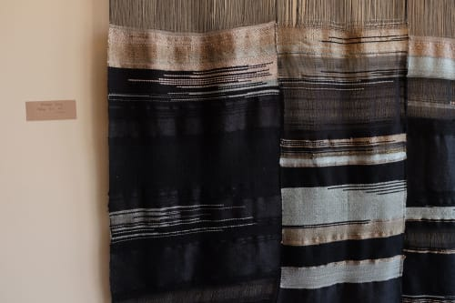 Wall Hangings by Rhiannon Griego seen at Four Seasons Resort Rancho Encantado Santa Fe, Santa Fe - Limestone