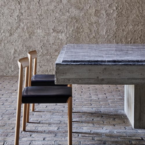 Chairs by Niels Bendtsen seen at Private Residence, Rho - Stax Chair