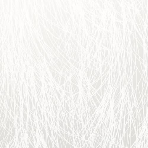 Wallpaper by Jill Malek Wallpaper - Shag | Ice