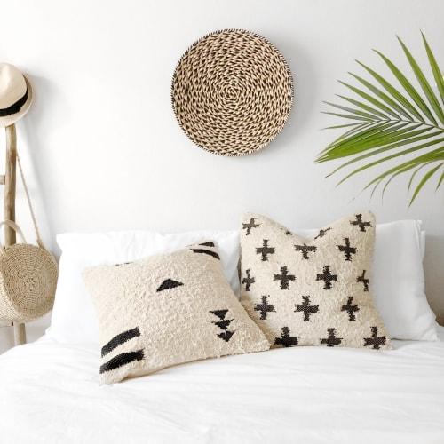 Pillows by Coastal Boho Studio seen at Creator's Studio, Destin - Aster Pillow Cover