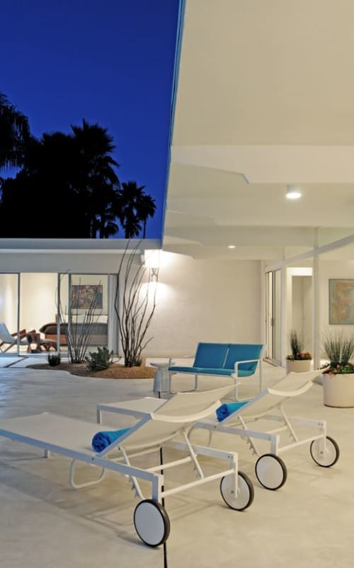 Interior Design by MODERNOUS seen at Private Residence, Palm Springs - Pieterhaus