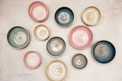 Tableware by Birkelund Boutique seen at Almind, Almind - Porcelain Bowls